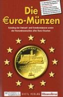 EURO-Münzen Katalog 2012 Neu 25€ Deutschland Und Europa Für Numis-Briefe Numisblätter Von Gietl Catalogue Of EU-country - Literatur & Software