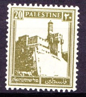 Palestine, 1927, SG 99, Mint Hinged - Other