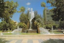 Victoria Square Fountain, Adelaide - NationalView P6020-2 Unused - Adelaide