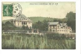 -CPA 54--LONGWY Bas ---CHATEAU PERBAL---1909--COLORISEE-- - Longwy
