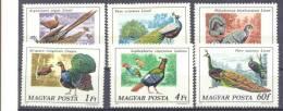 1977. Birds, 6v, Mint/**