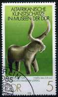 A07-28-4) DDR - Michel 2330 - OO Gestempelt (B) - 5Pf Afrikanische Kunstschätze - Oblitérés
