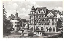 AK 827  Velden Am Wörthersee - Karawankenplatz / Partie Um 1940 - Velden