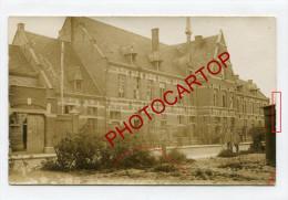 LEDEGEM-CARTE PHOTO Allemande-Guerre 14-18-1WK-BELGIQUE-BELGIE N-Flandern- - Ledegem