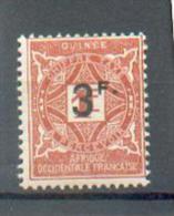 GUI 209 - YT Taxe 25 * - Französisch-Guinea (1892-1944)
