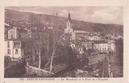 Amélie Les Bains- ** Belle Carte Animée  ** Ed. Deville N°158 - Frankreich