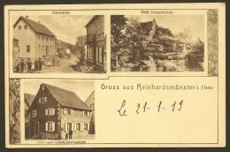 REINHARDSMÜNSTER Rare Gruss (Manias) Bas Rhin (67) - France