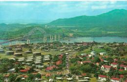 Panama. Balboa . La Boca Y Del Puente De Las Americas. - Panama