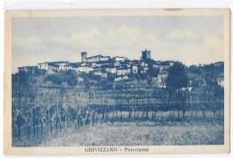 TOSCANA-LUCCA- GHIVIZZANO VEDUTA PANORAMA - Italia