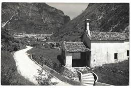 FRIULI VENEZIA GIULIA-UDINE- CHIUSAFORTE  PANORAMA - Andere Steden