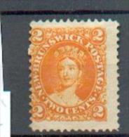 B34 - Nouv Bruns - YT 5 (*) - Unused Stamps