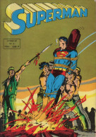 SUPERMAN N° 5 BE SAGEDITION 01-1976 - Superman