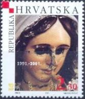 HR 2001-585 10A°INDEPENDENT DAY, CROATIA, 1 X 1v, MNH - Croazia