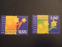 BULGARIA  2006   EUROPE CEPT      MNH **   (IS05-080) - 2006