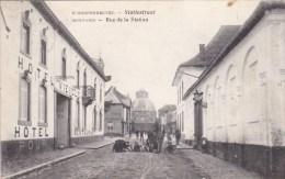 Scherpenheuvel - Statiestraat - Scherpenheuvel-Zichem