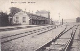 Diest - De Statie - Diest
