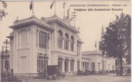 Torino Esposizione Internazionale 1911 - Padiglione Della Commissione Esecutiva - Esposizioni