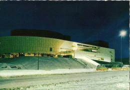 GRENOBLE JEUX OLYMPIQUES HIVER 1968 VUE DE NUIT MAISON CULTURE VILLE OLYMPIQUE - Grenoble