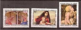 Kameroen     Y/T    Luchtpost   193 / 195     (X)     Kerstmis 1971 - Cameroun (1960-...)