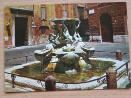 Rome Fontana Delle Tartrughe  / Fontaine / Fountain       /Italy - Roma