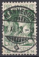 Switzerland 1913 Mi#117 Used