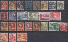 Switzerland Stamps Lot, Look!
