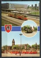 Plauen/ Mehrbildkarte / Straßenbahn/ Hist. Straßenbahn - N. Gel. - DDR - Bild Und Heimat  A1/2923/82  01 14 0389 - Plauen