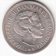 DINAMARCA  1973. 5 KRONER.MARGRETHE II .EBC  CN1129bis - Dinamarca