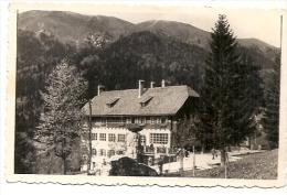 DOM POD GOLICO - Not Traveled - FNRJ - Slovénie