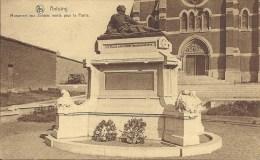 ANTOING -  Monument Aux Soldats Morts Pour La Patrie - Antoing