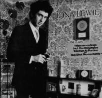 * LP *  JONA LEWIE - ON THE OTHER HAND THERE'S A FIST (Germany 1978 Green Wax EX!!! - Rock