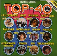 * 2LP *  HET BESTE UIT DE TOP-40  VAN 1977 - VARIOUS ARTISTS - Compilaties