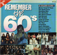 * 2LP *  REMEMBER THE 60'S Volume 2 -  SMALL FACES / SHOCKING BLUE / NICE / MONKEES A.o. - Compilaties