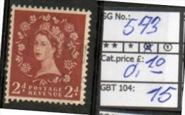 GREAT BRITAIN: QE II FIRST ISSUES (GBT-104) (15) - 1952-.... (Elizabeth II)