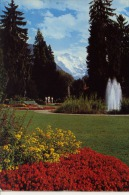 Interlaken Kursaalgarten 1963 - BE Berne