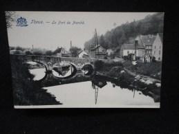 Theux : Le Pont Du Marché. - Theux