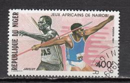 NIGER ° YT N° 741 - Niger (1960-...)