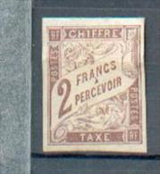 Colg 392   - YT Taxe  16 *  - CC - Portomarken