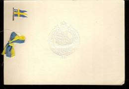 CARTE DE VŒUX Avec Photo Argentique Sceau Cachet De La Marine : T103 Et Du MARIMEN 04 , Navire De Guerre Et Hélicoptére - Cartes Marines