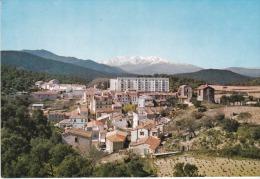 España--Gerona--1963--Aduana, España-Francia-----Fechador-La Junquera-Le Perthus--a, Francia - Aduana