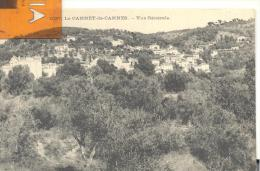 Le CANNET- De - CANNES - Vue Générale , Bon état ( Voir Scan ) - Le Cannet