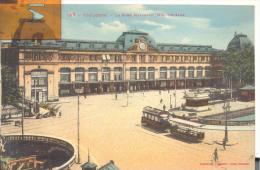 TOULOUSE - La Gare MATABIAU ( MIDI- ORLEANS), Bon état ( Voir Scan ) - Toulouse