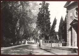 MIGLIARINO  La Chiesa - Viaggiata Nel 1954 - Italië