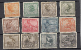 Congo Belge  Ocb Nr :  106 - 117 ** MNH  (zie   Scan) - Belgisch-Kongo