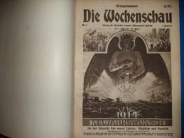 Die Wochenschau 1915 Nr 1 - 26 - Revues & Journaux