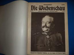 Die Wochenschau 1915 Nr 27 - 52 - Revues & Journaux
