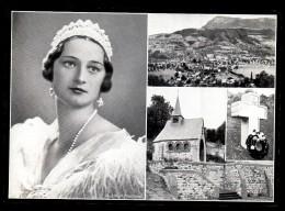 Reine ASTRID - Commémoration Du Décès à Küssnacht (Ch) - 4 Vues Diverses - Non Circulé - Not Circulated - Nicht Gelaufen - Familles Royales