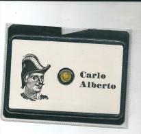 CARLO ALBERTO 1798.1849 -  PICCOLA MONETA COMMEMORATIVA - Other Coins