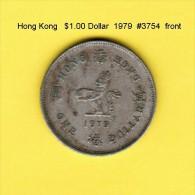 HONG KONG    $1.00 DOLLAR  1979  (KM # 43) - Hong Kong