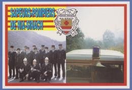 ¤¤  RIA-SIRACH - BRESSOL De CATALUNYA  - 9 Juin 1996 - Cinquantenaire Du Centre Intégré De Ria-Sirach - Sa - Sapeurs-Pompiers